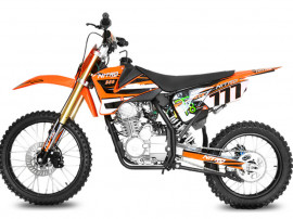 Moto cross bemi nitro hurricane 250