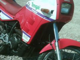 Kawasaki Tengai 650 inmatr. Ro.