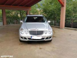 Mercedes-Benz e220 w211 facelift 170 cp sau Schimb cu GL