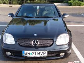 Mercedes Benz SLK 200 Kompressor Cabrio – Roadster