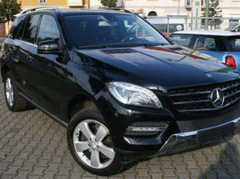 Mercedes ML 350 Bluetec 7G Tronic 4 Matic