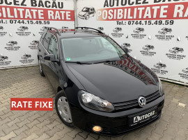 Volkswagen Vw Golf 6 Fab 2010-Benzina 1.6-RATE-
