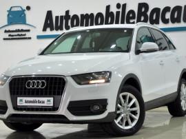 Audi q3 2.0 tdi 140 cp 2012 euro 5