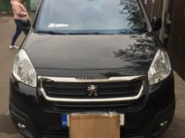 Peugeot Partner Teppe, neagra, diesel, 120 -CP, EURO-6