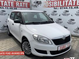 Skoda Fabia 2014 Benzina E5 RATE