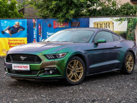 Ford Mustang 2016 - cutie automata - 317 CP