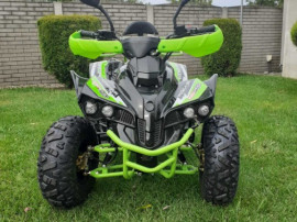 Atv Nou Kxd Wersator Warrior Pro # # Capacitate Motor 125 #
