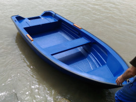 Barca Fibromarine Mini Solitar 3,8 m