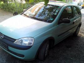 Opel Corsa luna 08.2001, AC