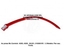 Ac presa Mc Cormick 425D, 435D, 59.031; 3102831R1 | 2 Mod
