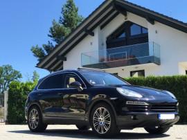 Porsche cayenne - panoramic, suspensii, masina personala