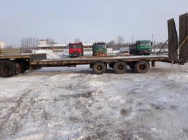 Platforma tip trailer