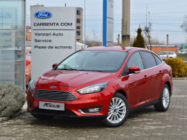 Ford Focus Titanium 4 usi 1.0 EcoBoost 125CP A6