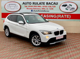 Bmw X1 xDrive 20d Luxe 2009 Euro 5 Automat Trapa panoramică