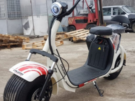 Scuter electric NITRO Eco Cruzer 1000W 60V cu 2 locuri