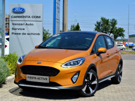 Ford Fiesta Active II - 1,0 EcoBost 140CP M6
