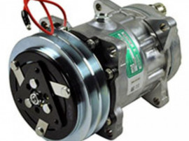 Compresor aer conditionat tractor CASE-IH CHX620