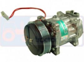 Compresor aer conditionat tractor ford 4340