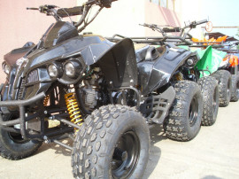 ATV Nou Corver 125cmc Casca bonus+Accesorii Import Germania