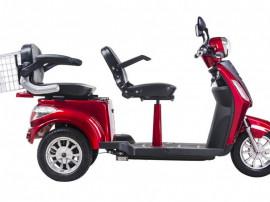 Tricicleta electrica ZT-18 TRILUX, Nou, si in Rate
