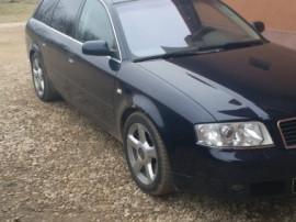 Audi A6 Quatro break inmatriculat cu probleme la motor