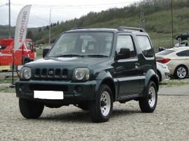 Suzuki jimny 1.3 benzina 4X4 Inmatriculata