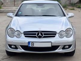 Mercedes CLK 220 Coupe