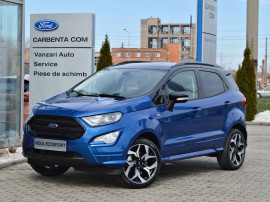 Ford Ecosport ST-Line / 1.0 EcoBoost 125Cp / M6