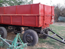 Remorcă auto 5 tone basculabila