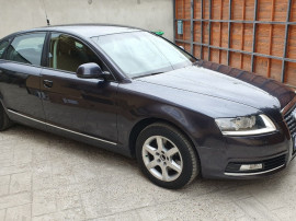 Audi A6 C6 facelift model 2010 Business Edition