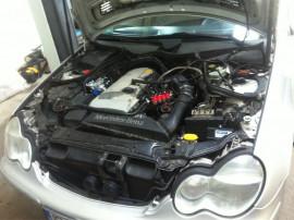 GPL Tomasetto Mercedes cu butelie toroidala cadou