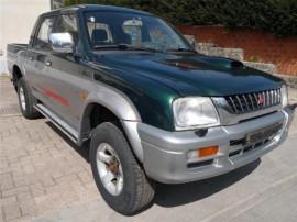Dezmembrez Mitsubishi l200