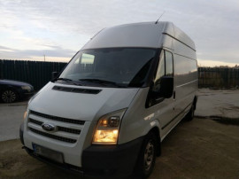 Ford Transit, 2013, Euro5, AC, itp dec 2020