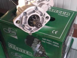Electromotor fiat 411,415 / 24 volti