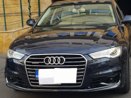 Audi A6 model 2015 intretinut garaj fara accidente
