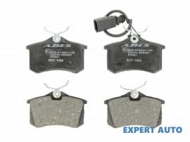 Placute frana Audi A4 (1994-2001) [8D2, B5] 7M3 698 451 B