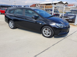 Opel Astra K euro 6