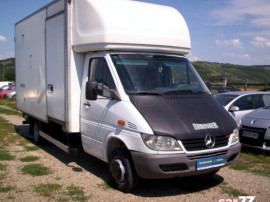 Mercedes Sprinter 2002 cu lift hidraulic