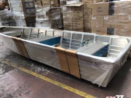 Barca aluminiu Alaska 500 S