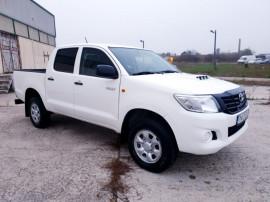 Toyota Hilux 2,5 D4D - 140 CP - 4X4 - An 2013