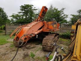 Dezmembrez excavator Fiat Hitachi EX 355