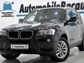 BMW X3 xDrive 2.0d 2012 185 CP EURO 5 Navi,Piele
