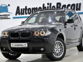 BMW X3 xDrive 20d 2008 M///Pachet IMPORT GERMANIA