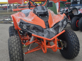 Atv nitro warrior 3g8 125cc