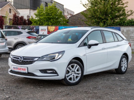 Opel Astra 2016 - garantie, volanta si distributie schimbate
