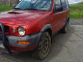 Nissan Terrano an 1999 2,7 diesel utilitara 2500