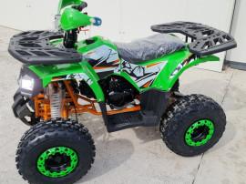 Atv REVOLT LED de LUXE 125cc ,Robust de Calitate 2021