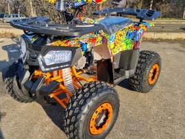 Atv Barossa Hunter NEON 125cc , Robust ,Nou 2021