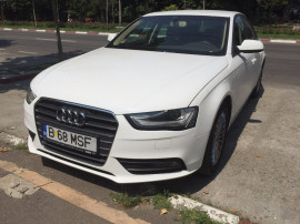 Audi A4 multitronic