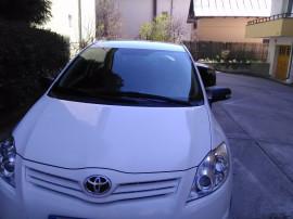 Toyota auris in garantie